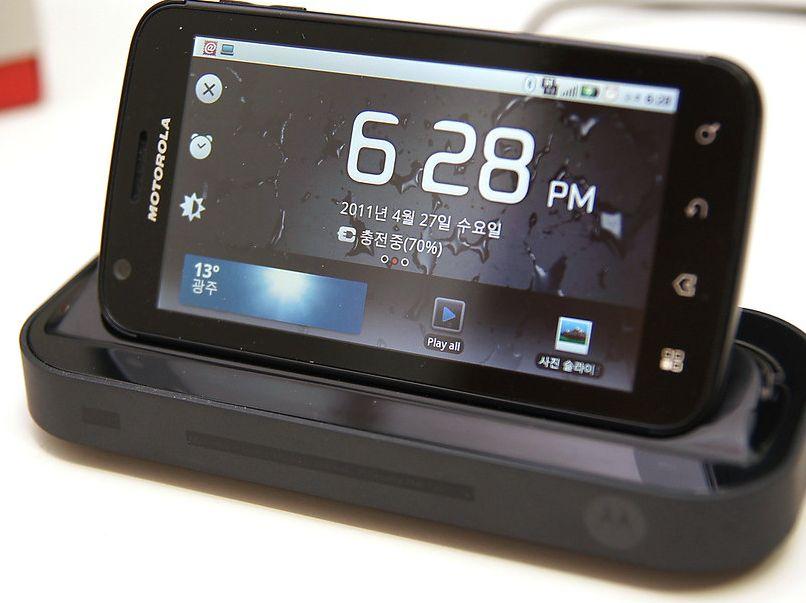 Motorola doa smartphones para ajudar catadores de material reciclável