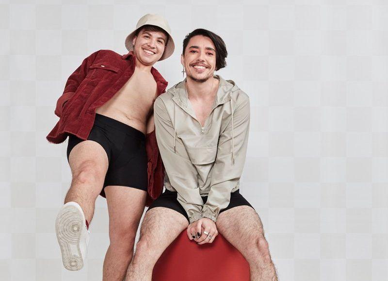 Marca lança cueca absorvente para homens trans e não binários