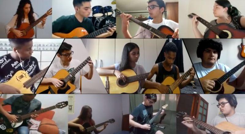 Inscrições para cursos de música Projeto Guri se encerram hoje; veja como participar
