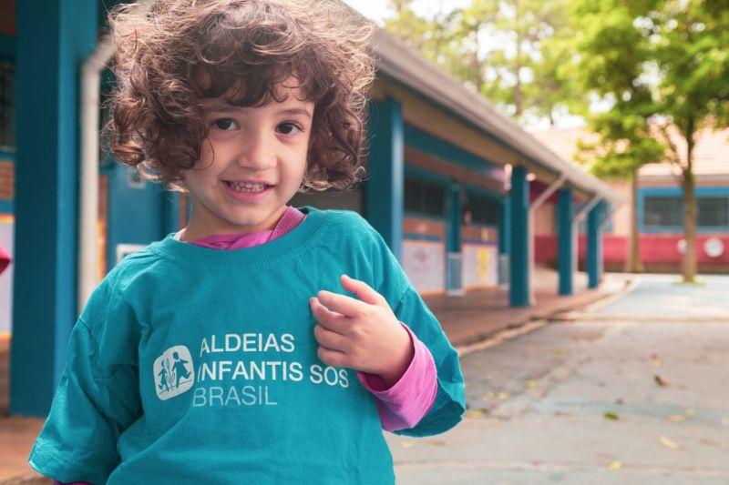 Aldeias Infantis SOS no Brasil luta contra a fome no Brasil