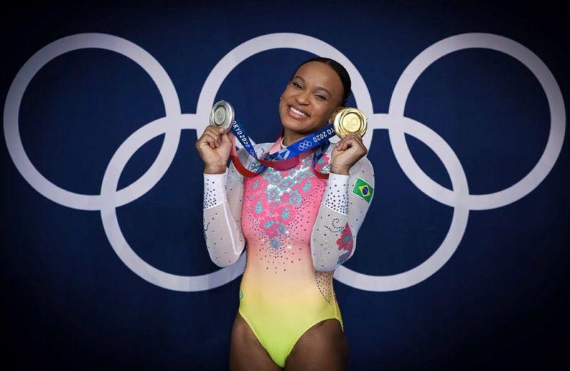 Medalhas olímpicas foram produzidas com lixo eletrônico reciclado