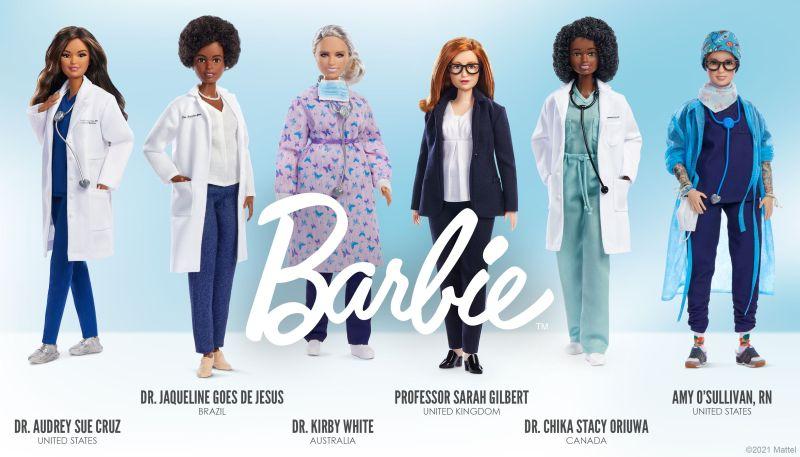 Barbie ganha linha especial com homenagem a cientista brasileira