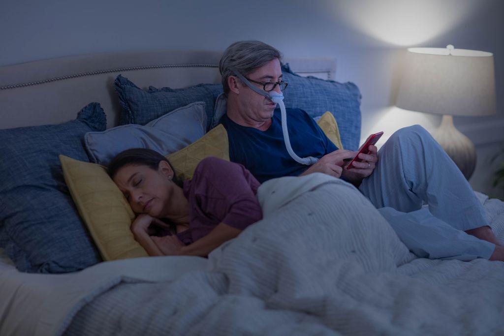 Apneia obstrutiva do sono pode levar a depressão e ansiedade